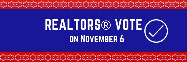 IBR REALTORS VOTE